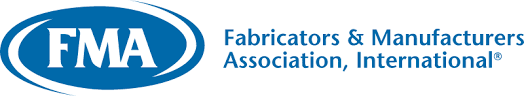 FMA Fabricators & Manufacturers Association, International logo
